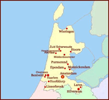 Het Handlezen Netwerk in Noord-Holland!